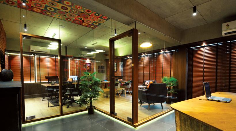 Ego Designs' office studio