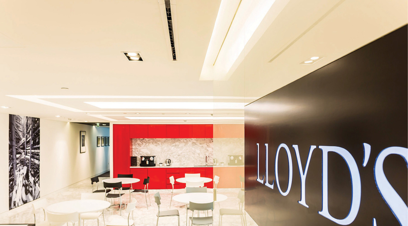 Lloyds Bank's office by Artillery Architecture and Interior Design