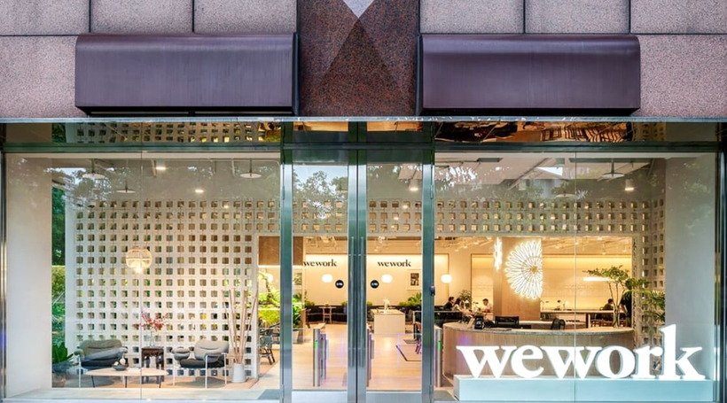 WeWork expands to a new market with the opening of first Taiwan location
