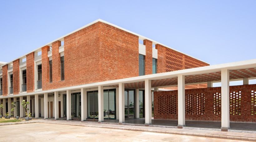 Organic India's Integrated Production Facility by Studio Lotus