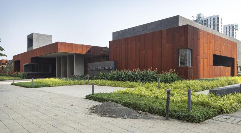 The Centrum Club, Mumbai by Abin Design Studio