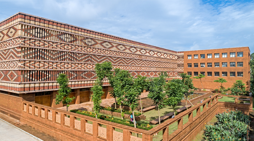 A Government facility in Bhubaneswar felicitated at World Architecture Festival