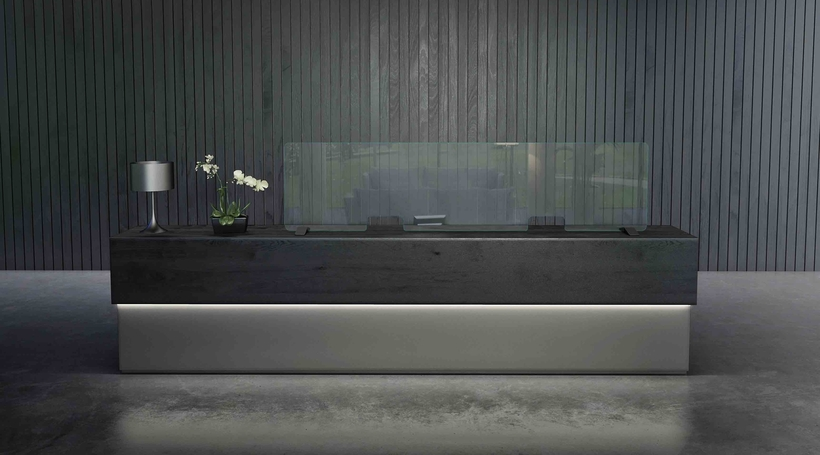 New screening systems for commercial spaces - SKIN and FRIEND