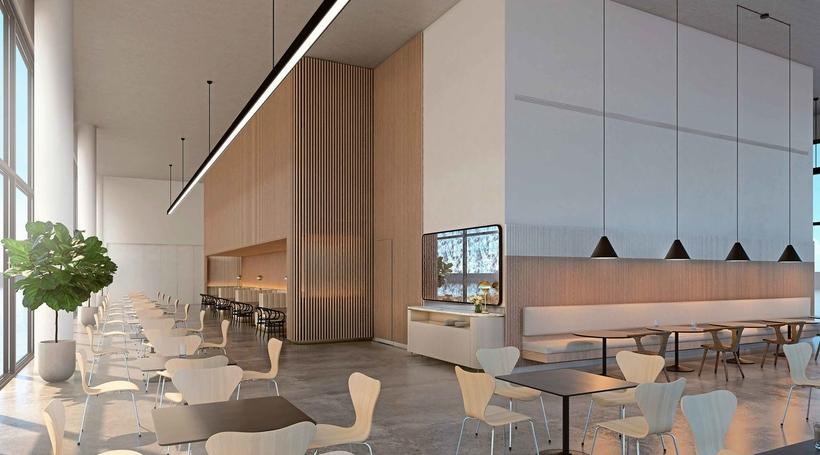 Jotun HQ styled by Habitat Design