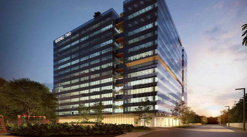 A.P. Moller – Maersk leases ~ 2 lakh sq. ft. of office space at Godrej Two, Vikhroli