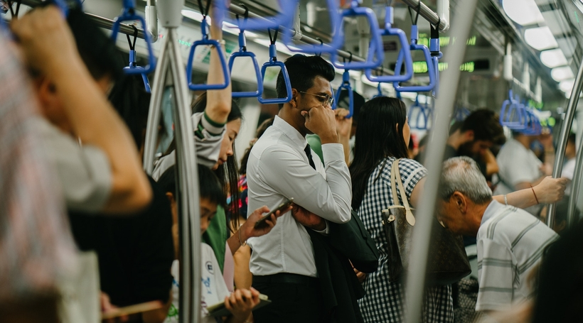 Office workers' biggest concern? - Commuting