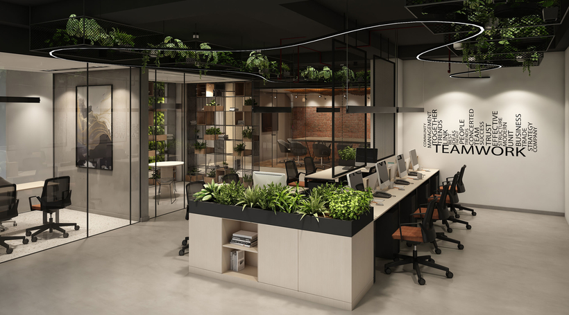 42mm Architecture launches new office spaces for the post-Covid world