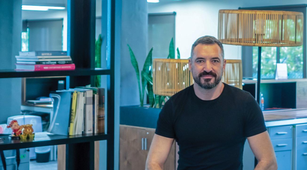 Adam Mundy, Space Matrix, Global design director
