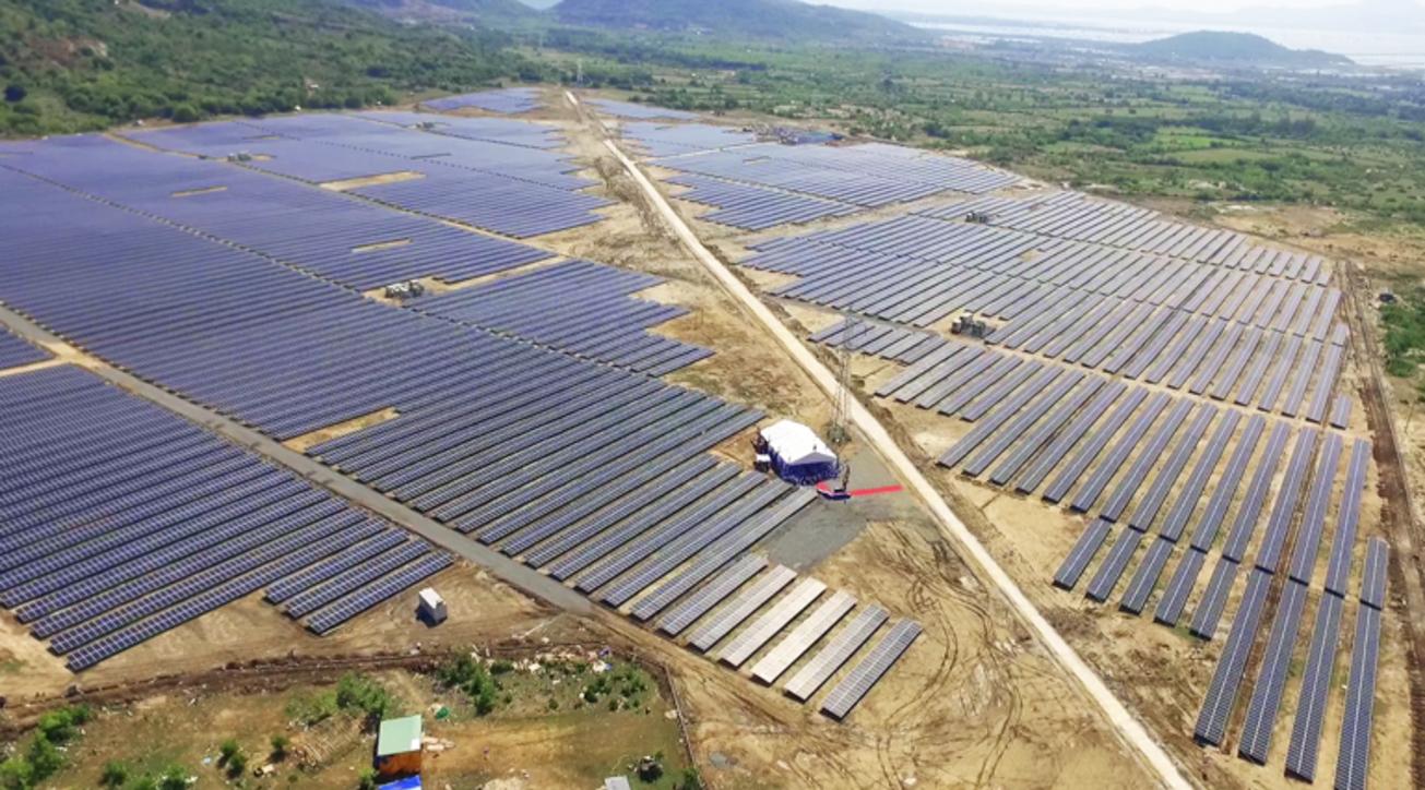 Solar PV manufacturer, Waaree Energies, Solar project, Vietnam, Song Giang Solar Power JSC, Sunil Rathi