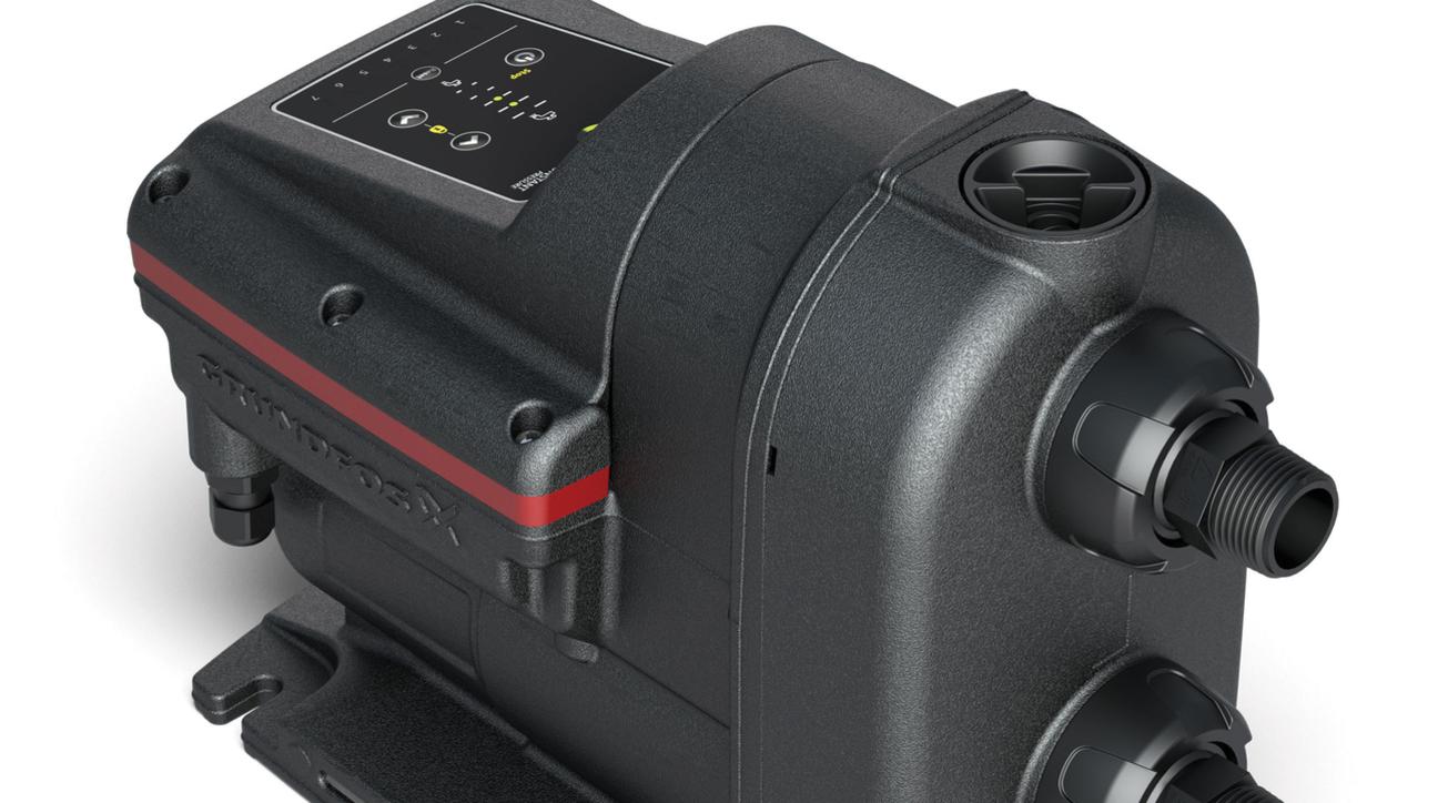 Pump control system, SCALA2, Grundfos