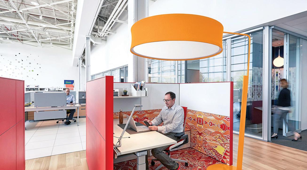 Steelcase, Office renaissance, Office trends