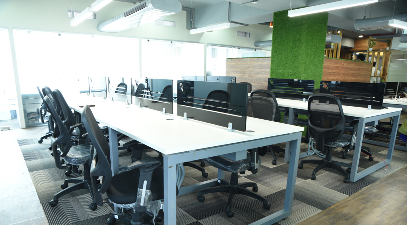 Incuspaze, Co- working spaces, SIDBI, Workspaze