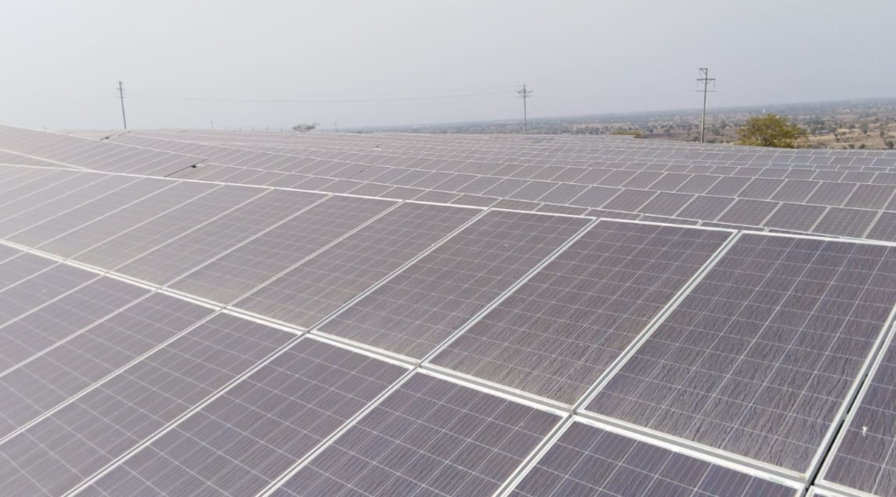 Solar energy, Raymond Group, Waaree Energies, Solar PV manufacturer, Ahmednagar