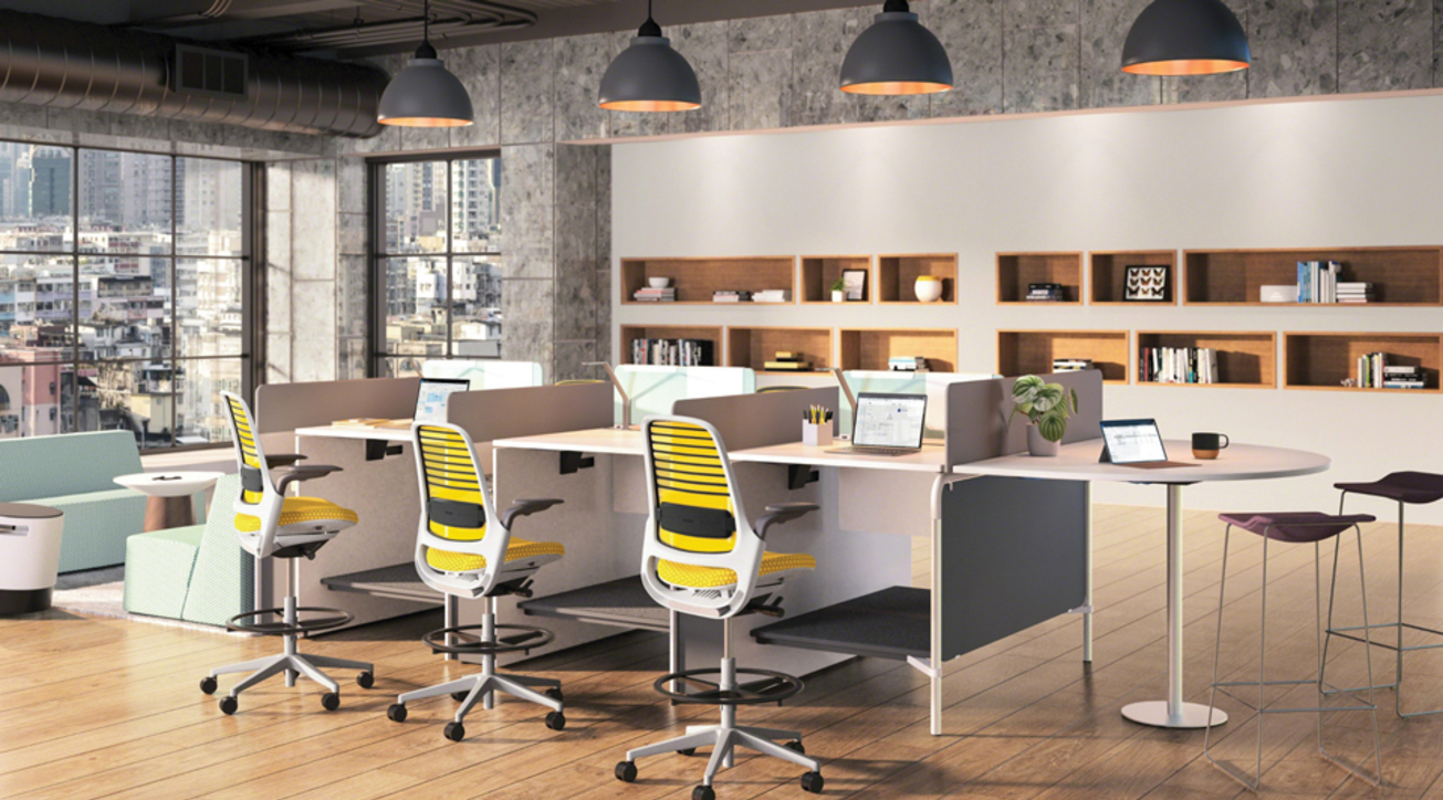 Office furniture, Office seating systems