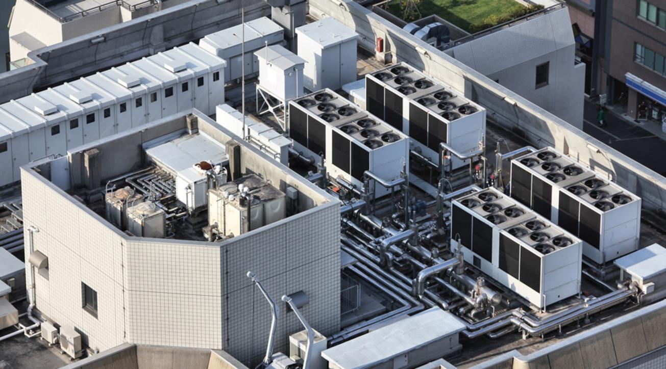 HVAC Systems, Ventilation, Daikin Airconditioning