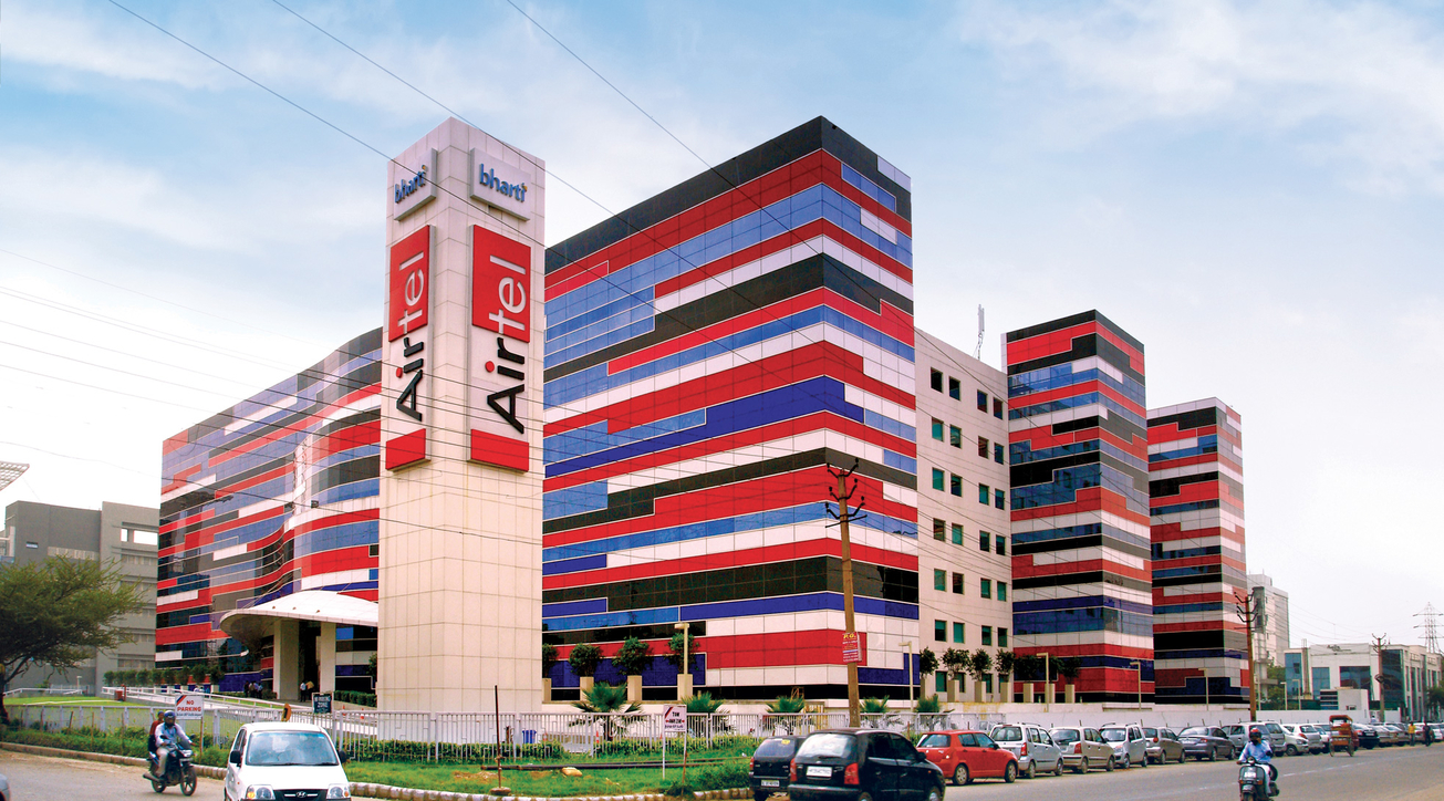 Airtel building, Facility management, Sustainable facility management