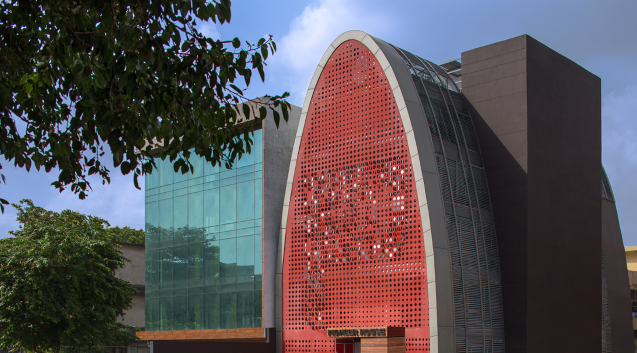 Corporate architecture, Corporate building, Anagram Architects, The Digit