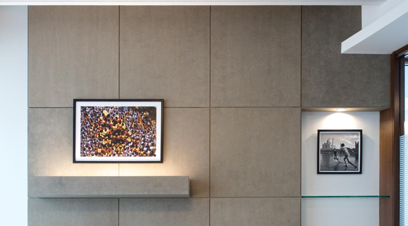 Russell Reynolds Associate's office, Puran Kumar Associates, Mehta Associates, Corporate interiors, Office design