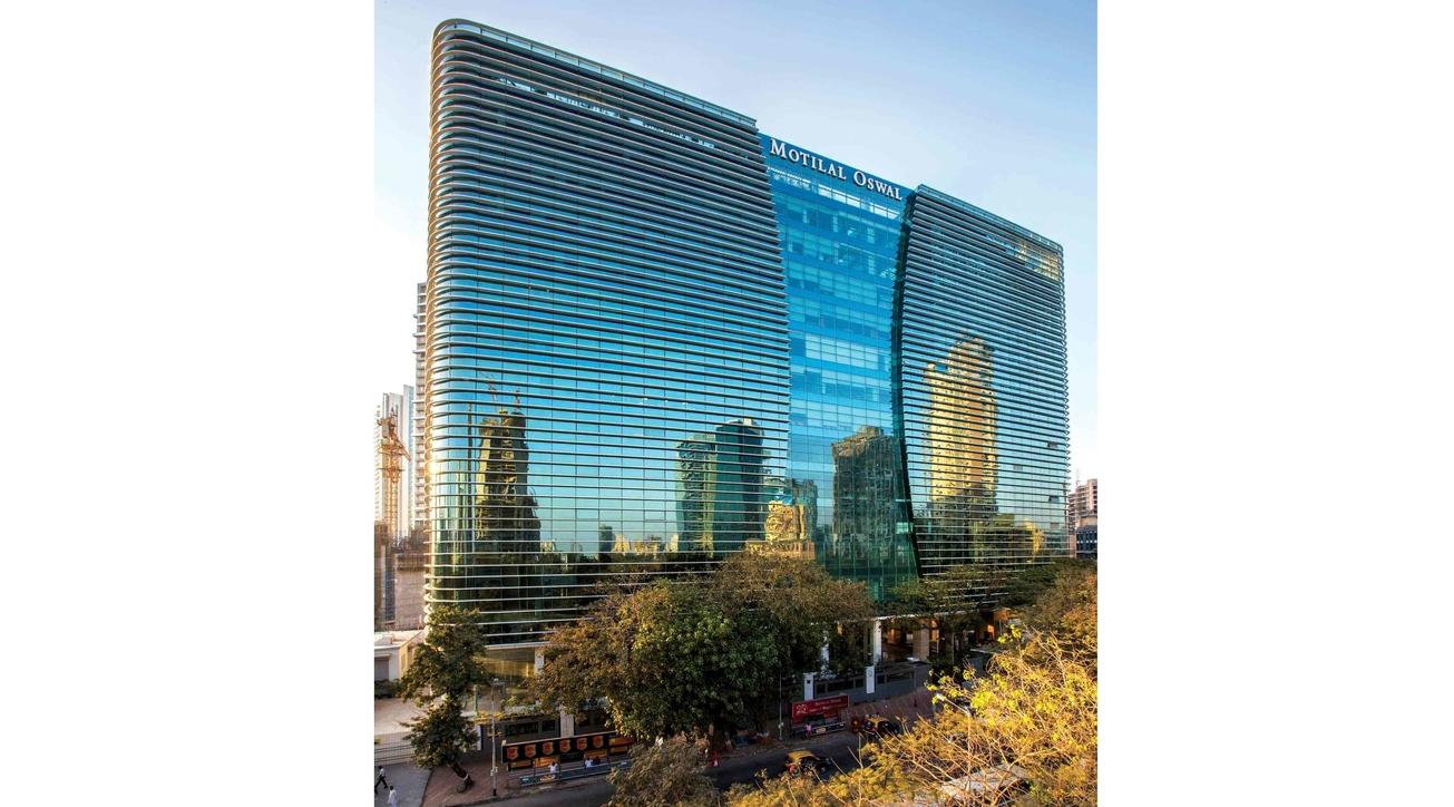 Niteen Parulekar Architects, Motilal Oswal headquarters, Mumbai-
