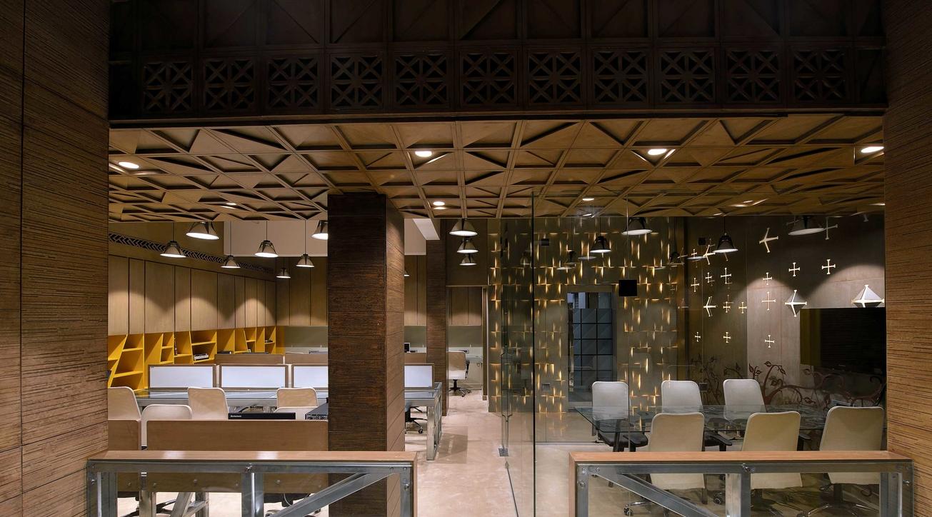Office design, SM Studio, Shera office, Suresh Mistry, Mumbai-