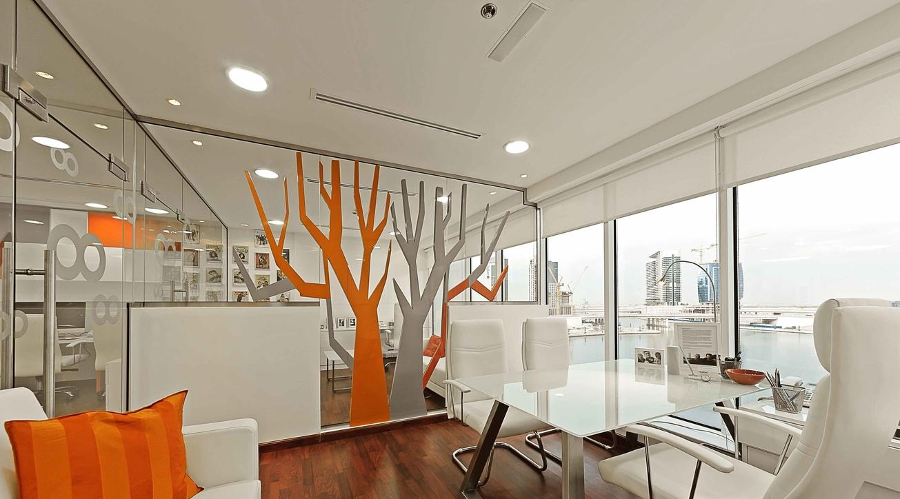 First Ferry, Idea Tree office, Office design