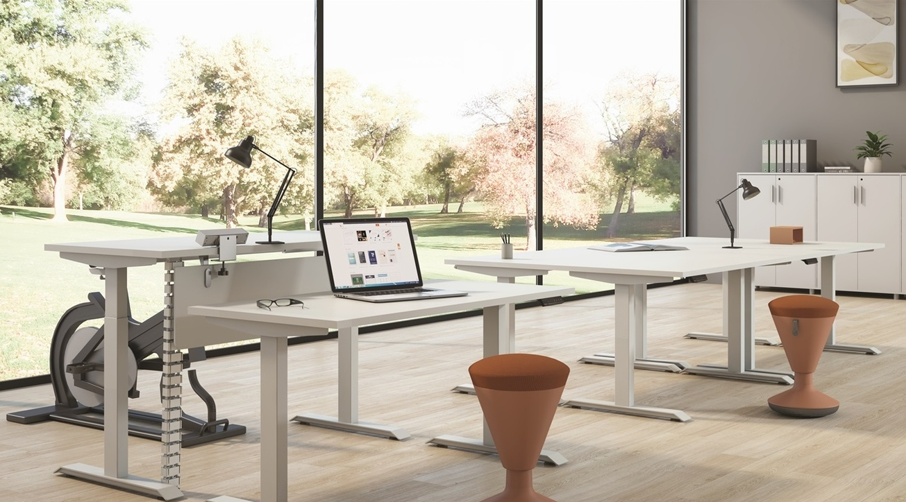 Sunon, Height Adjustable Table, UP1