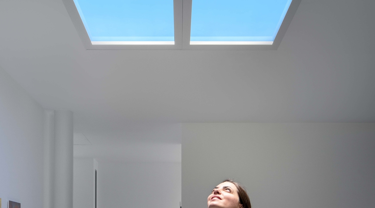 CoeLux, Skylight, Product, Sources Unlimited, Outsourcing, Innovative lighting solutions