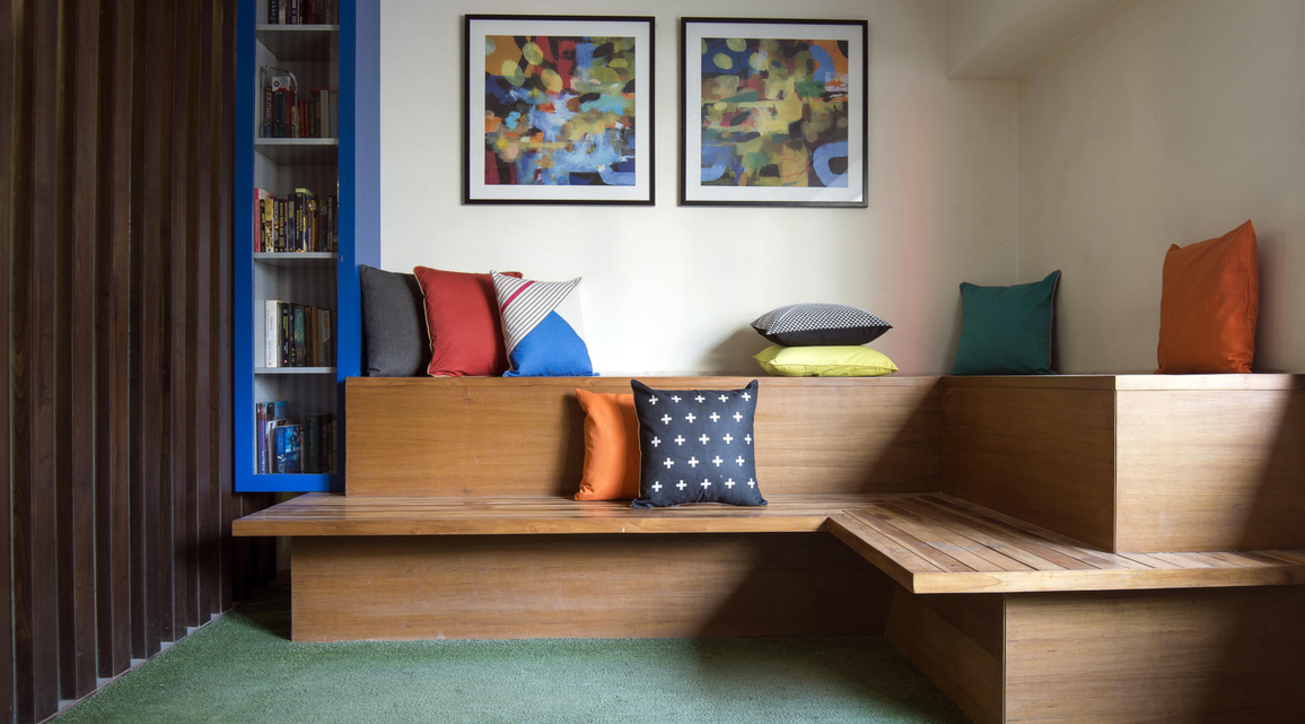 Quirk Studio, KWAN, Office space, Modern office, Design, Vibrancy, Minimalism