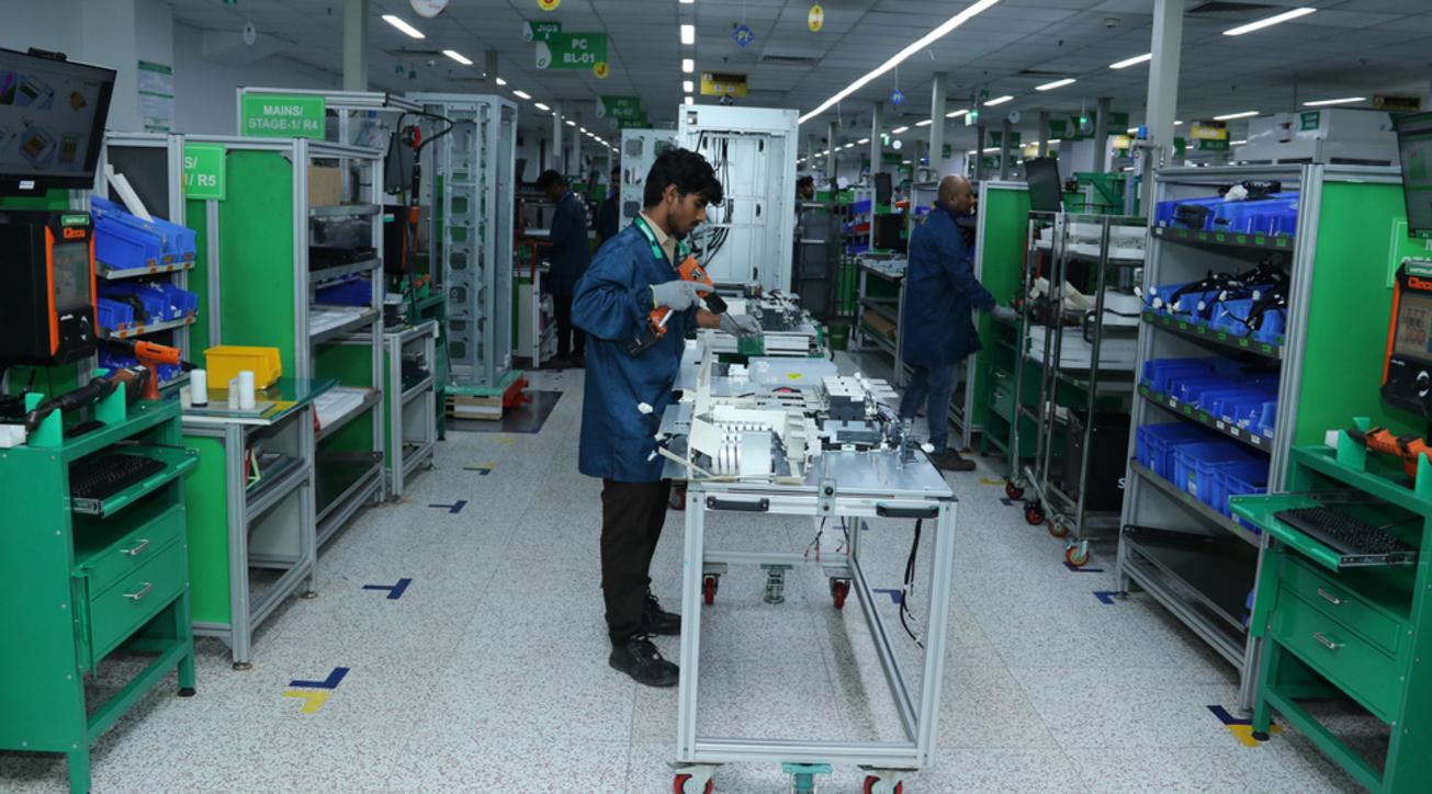 Schneider Electric, Schneider, Smart, Smart factory, Bengaluru, EcoStruxure architecture, Technology, Automation