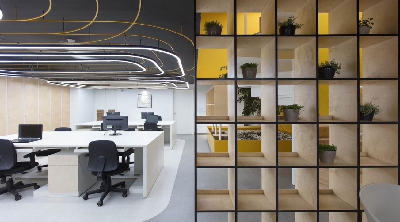 Prakash N & Co., Bengaluru, designed by Bare.Pineapple
