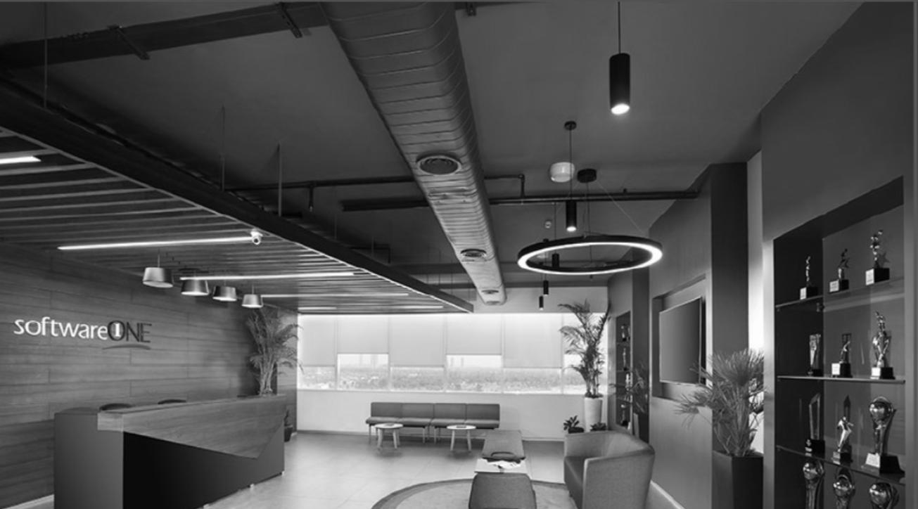 Colliers, Colliers International India, SoftwareONE, Office design, Interview, Design, Design team