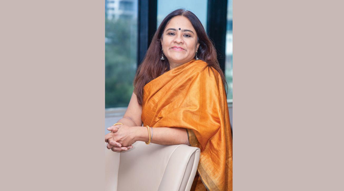 Sangeeta Prasad, MD, CEO, Mahindra Lifespaces