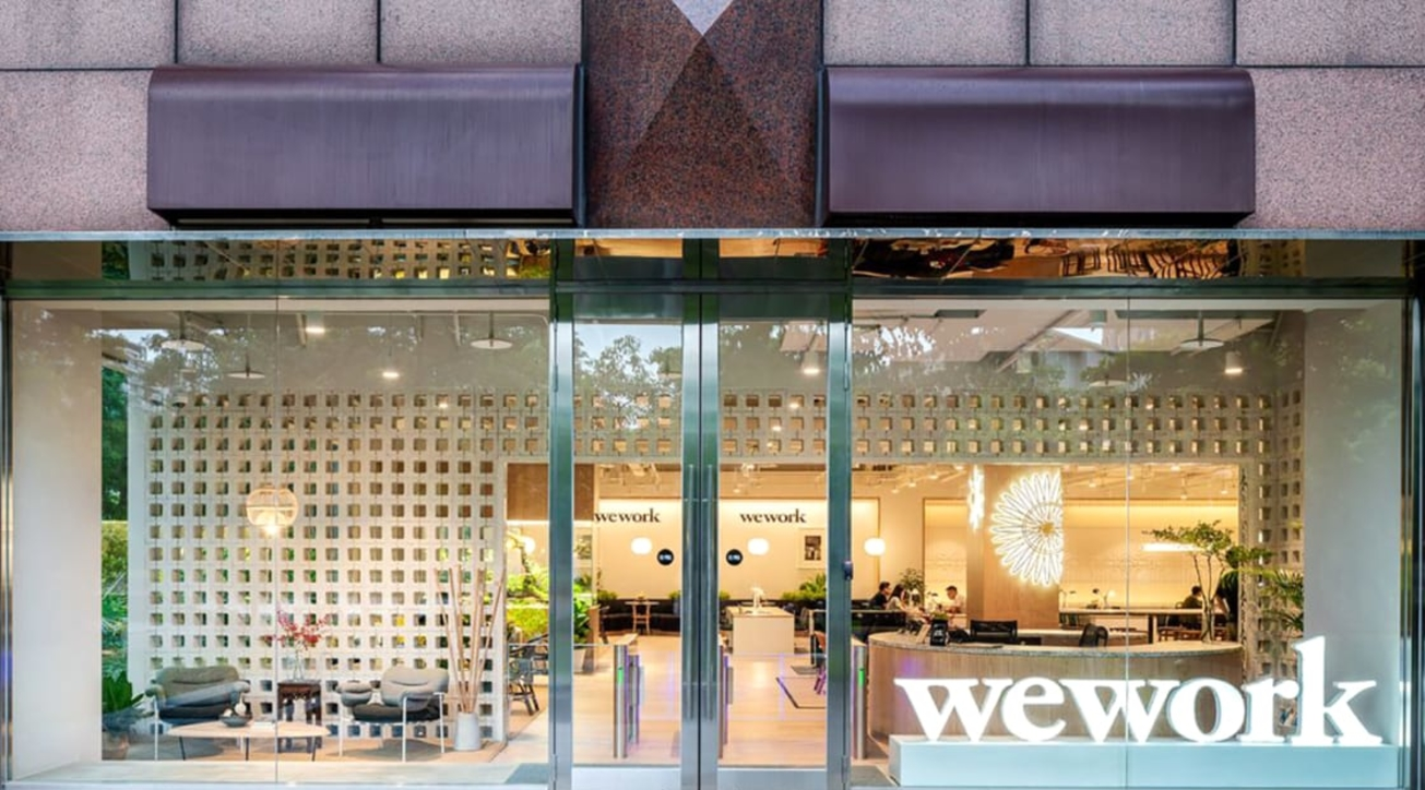 Wework, Co-working space provider, New office space, Taiwan, Expansion, Growth