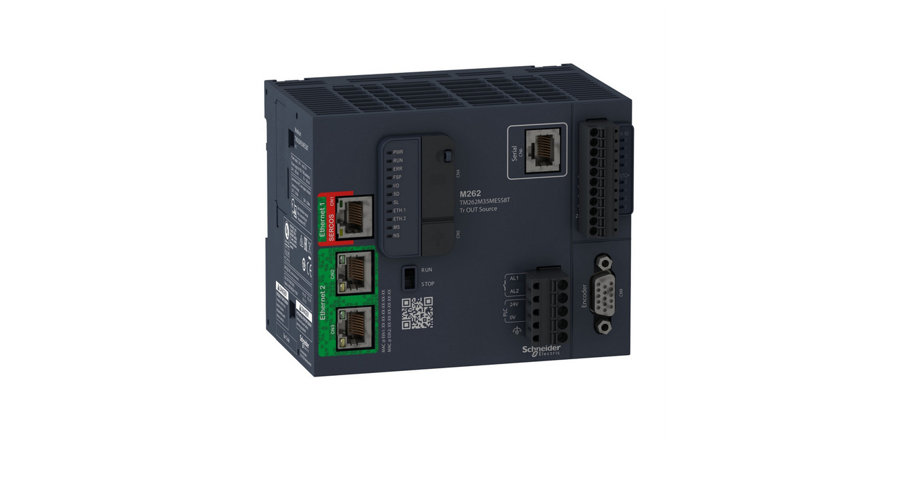 Schneider Electric, Modicon M262, Meenu Singhal, Controller, Application
