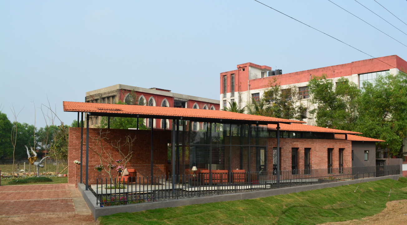 Bonochhaya, Abin Design Studio, Bonochhaya Experience Centre, Shantiniketan, West Bengal, Hiland Group, Rabindranath Tagore, Retreat