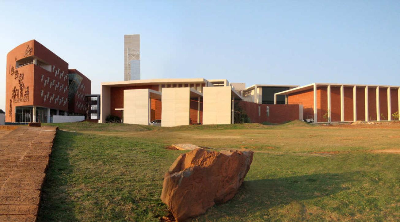 IMI Bhubaneswar, International Management Institute, Abin Chaudhuri, Abin Design Studio, Institutional design, Local influence, Odisha, Architecture, Culture