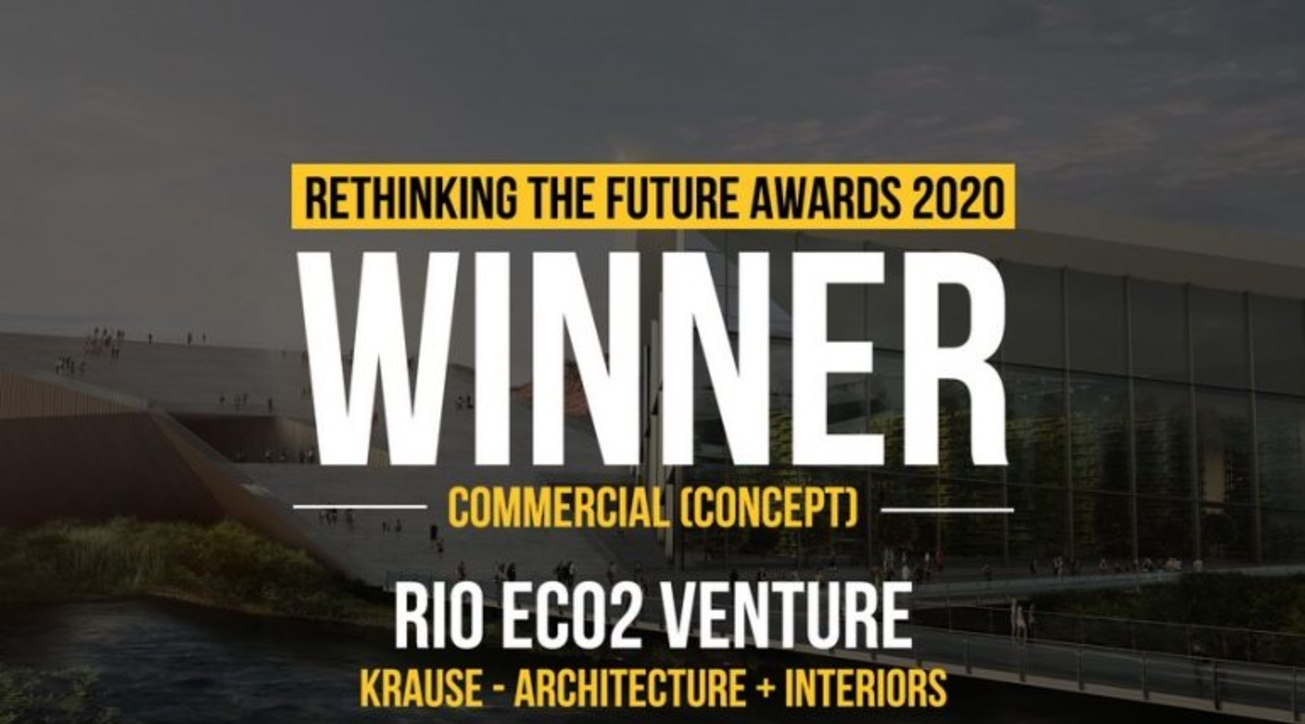 KRAUSE – Architecture + Interiors, RIO ECO2 VENTURE, Rethinking The Future Awards 2020, Commercial, Concept, Misconceptions
