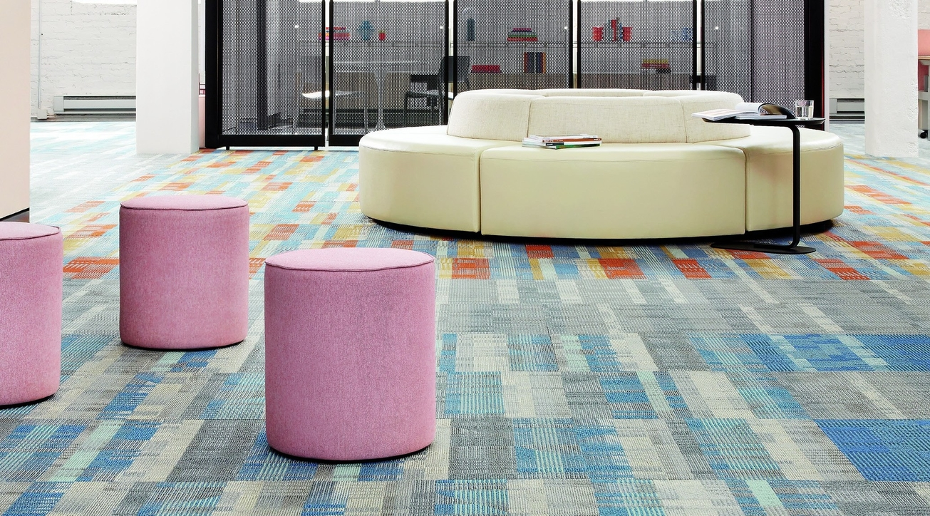 Shaw Contract Introduces Campus Carpet Tiles Products Shaw