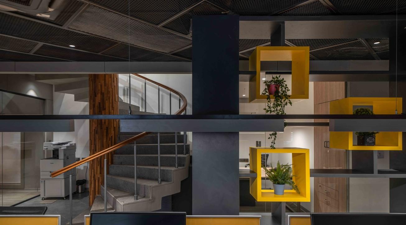 Numi office, Urban Zen, Office design, Contemporary, Minimalism