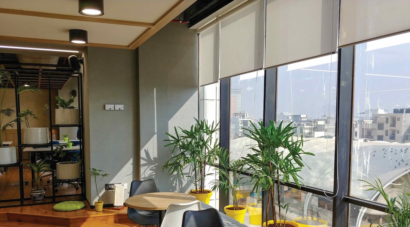 Green workspaces, WELL CERTIFICATION