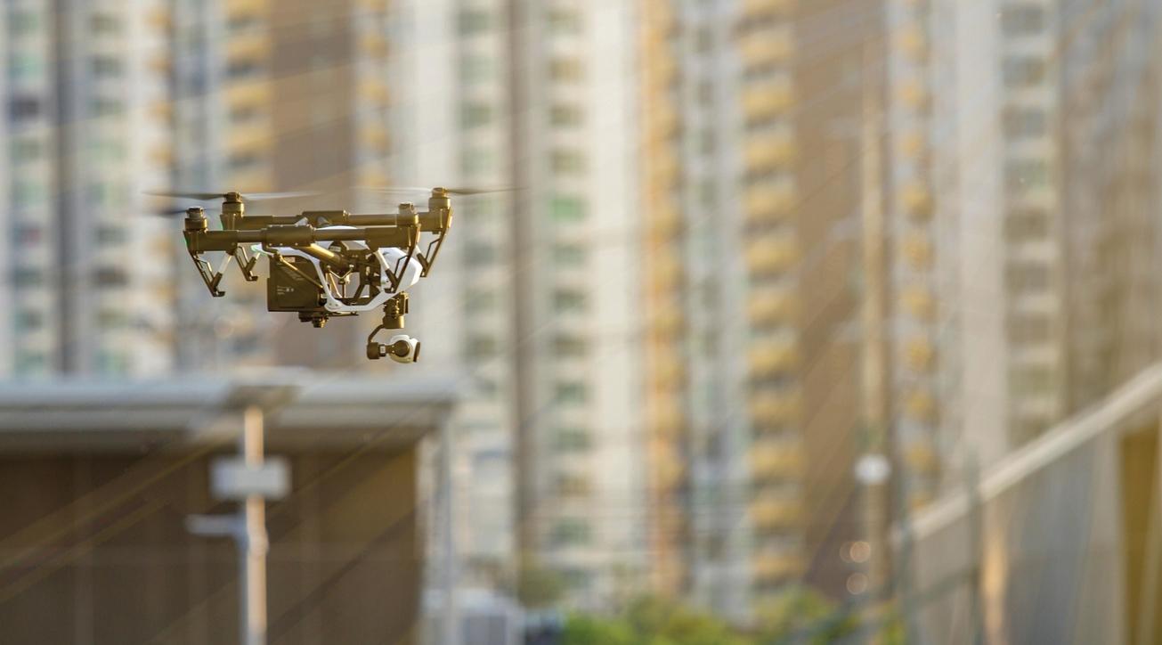 Drones, Facility management