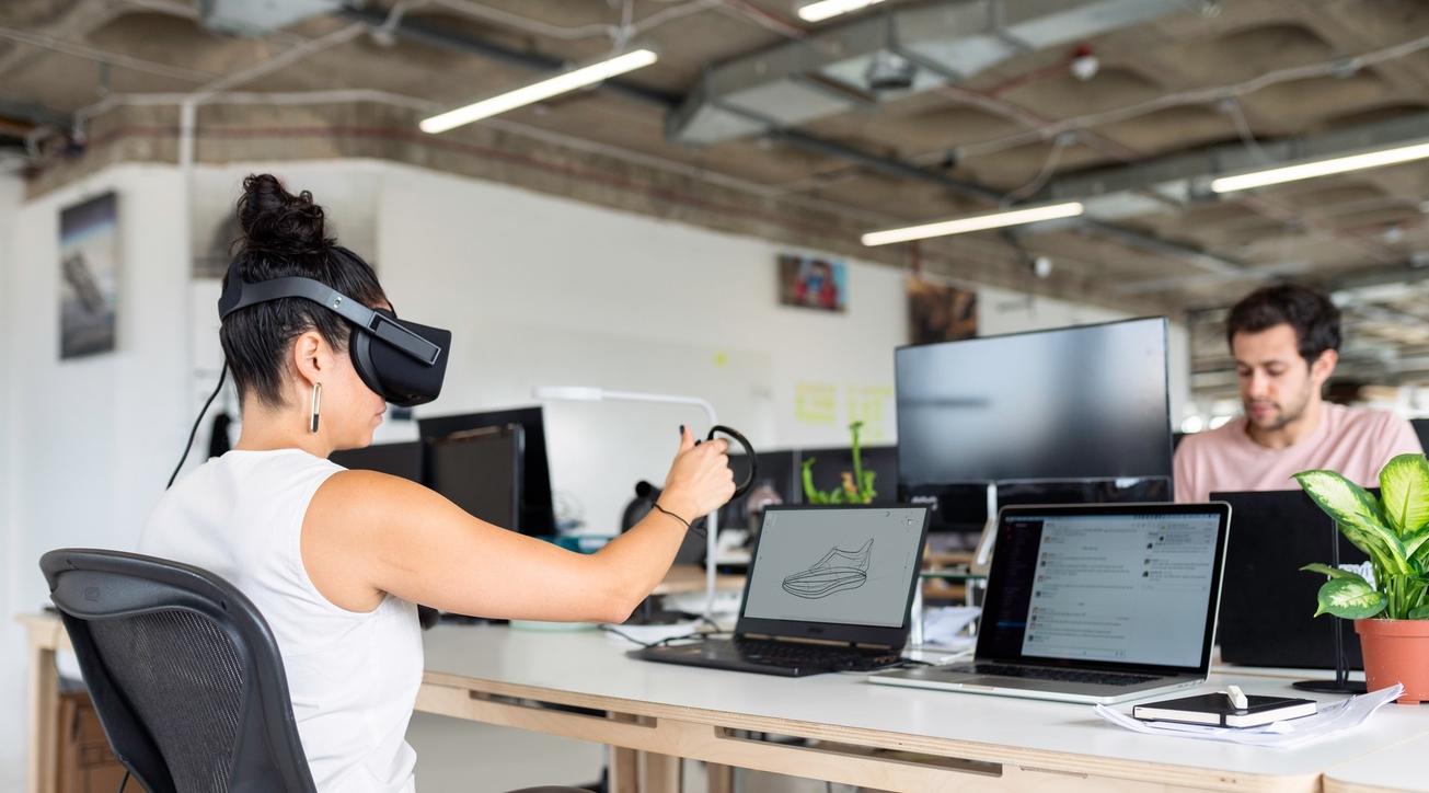 Immersive technology, Trezi, Augmented reality, Virtual Reality, Building digital twins