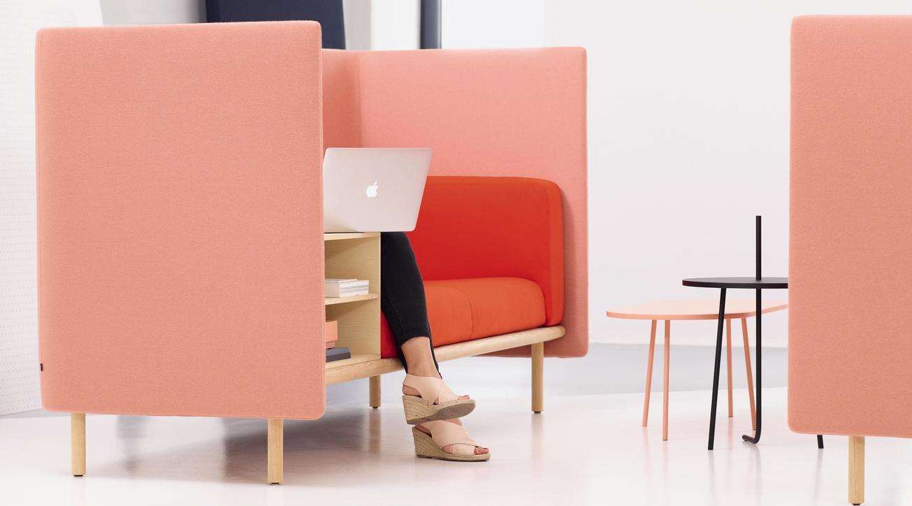 German furniture, Cor', Plüsch, Work from home furniture