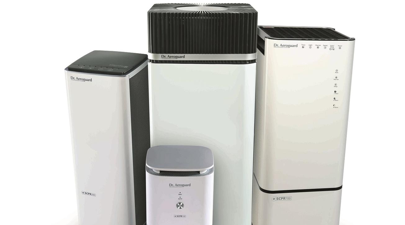 Air purifier, Eureka forbes