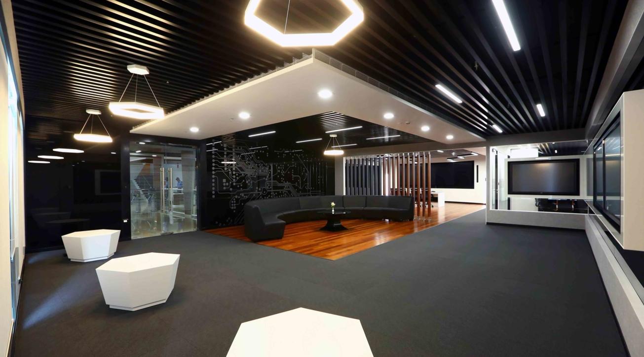 Narsi associates, Infosys, Chennai, Futuristic office design