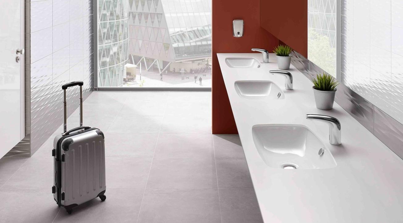 VitrA, VitrA Hygiene, Sensor faucets
