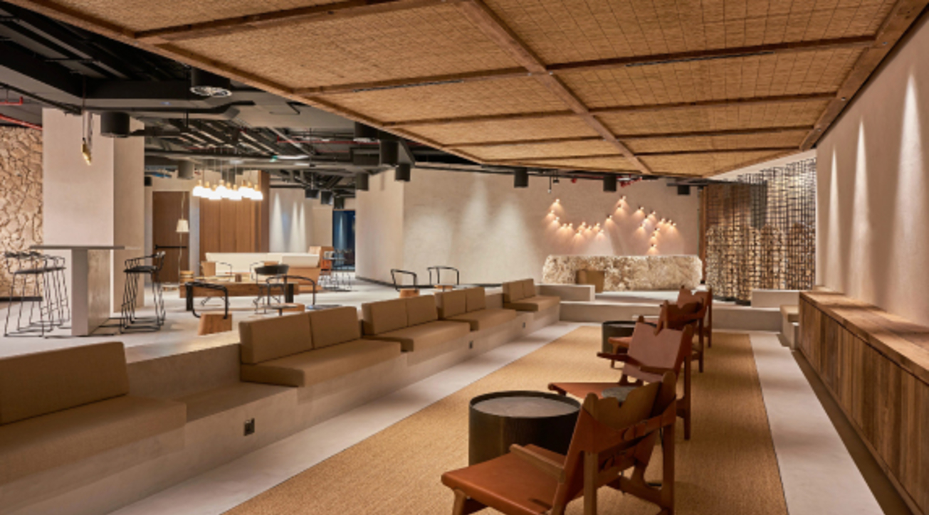 Bluehaus Group, Office design