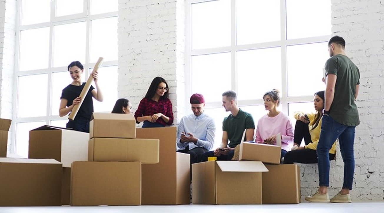 Agile working, Planning agile workspace, Modern workspace solution