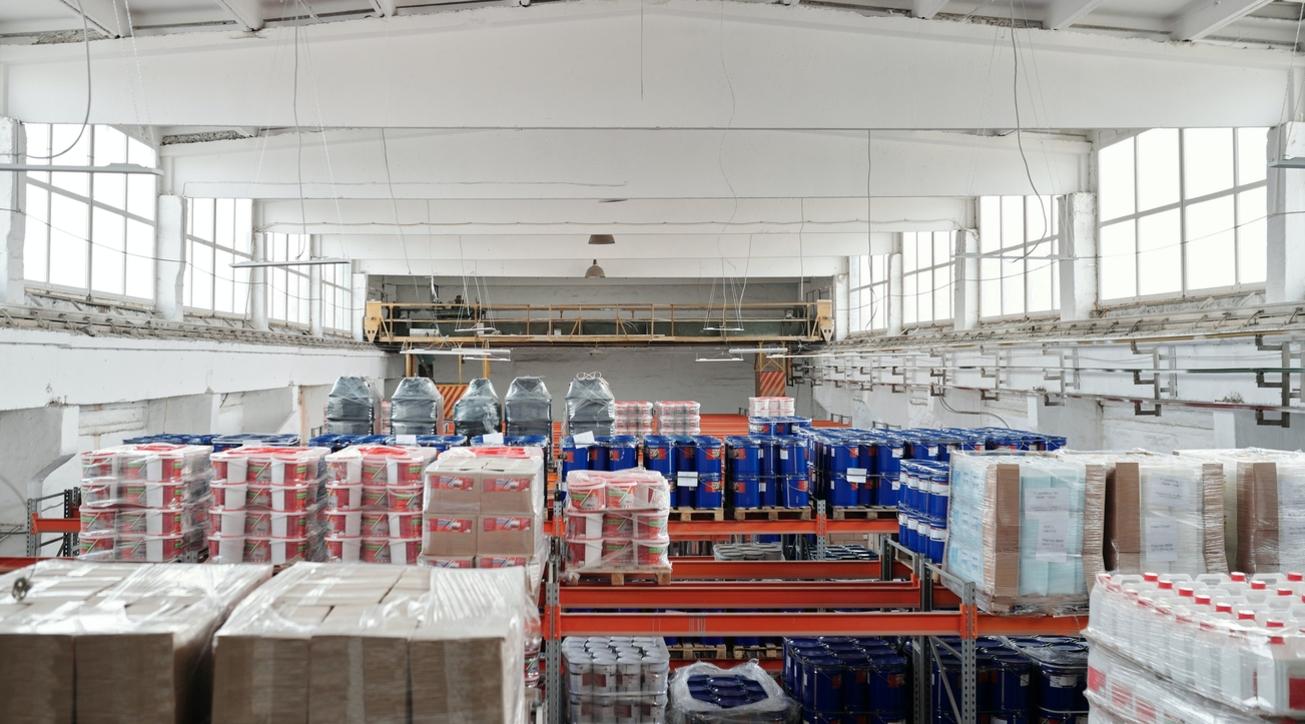 Indian warehousing sector