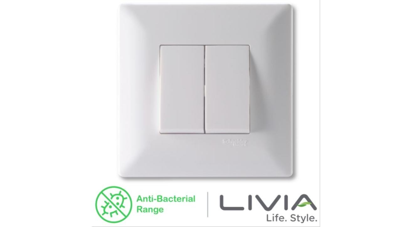 Anti-Bacterial switches, Self-Disinfecting Switches, Silver Ion technology